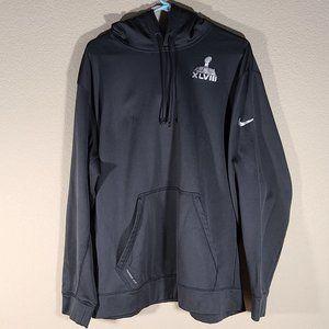 Nike Superbowl XLVIII Therma-Fit Hoodie Sweatshirt